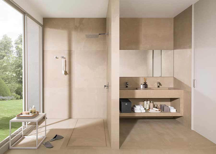 Antic-Colonial-Porcelanosa-revestimiento-piedra-natural-arenisca-Desert-Sandstone-Classico-Aplacado