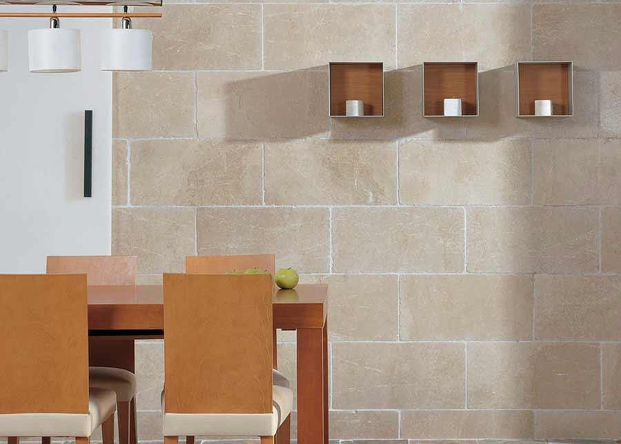 Antic-Colonial-Porcelanosa-revestimiento-piedra-natural-marmol-Crema-Grecia-Anticato-30x60